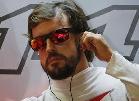 Sigue el pesimismo: Alonso no confía en 'los milagros' y se conforma con 'puntuar' en el GP de Baréin