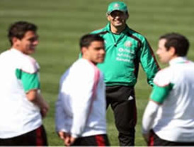 Selección de México confirma partido ante Ecuador en mayo