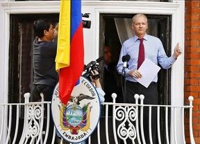 El Gobierno británico insiste en que no facilitará un salvoconducto a Assange