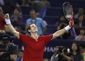 Murray supera en la final a Ferrer y a Federer en la clasificación