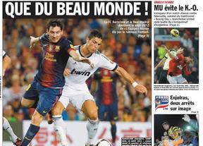 Real Madrid y Barcelona ponen 8 jugadores en el once ideal de 2012 de 'L'Equipe'