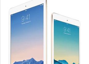 Apple presenta sus nuevos y ultra delgados iPad