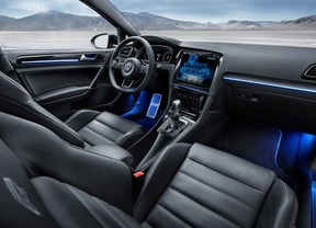 Volkswagen presenta el nuevo Golf R Touch, con control por gestos