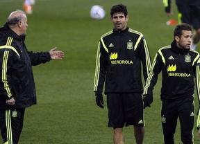 Diego Costa vestirá de negro en su debú con La Roja ante una Italia rejuvenecida y con ánimo de revancha