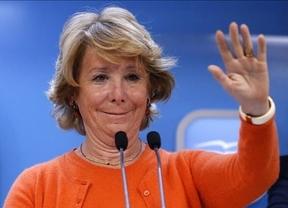 Aguirre le tose a Rajoy: 'Estoy absolutamente abochornada por la corrupción' en el PP