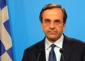 El primer ministro Samaras y el responsable de Finanzas de Grecia... ¡hospitalizados!
