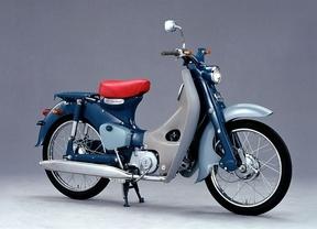La Honda Super Cub, la motocicleta más fabricada de la historia