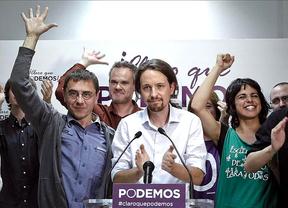 Los 'indignados' asoman la cabeza 3 años después: Podemos se hace con el control del movimiento 15-M