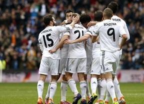 Plácido partido de un Real Madrid que no necesitó jugar bien para golear a un Elche muy inofensivo (3-0)