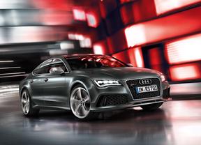 Audi iniciará después de verano la venta del nuevo RS 7 Sportback en España