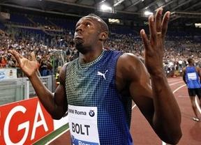 Bolt acapara los focos en una cita marcada por las sensibles bajas