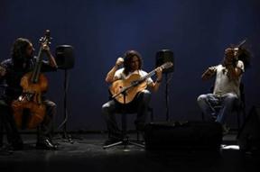 El polifacético Malikian repasa toda la buena música desde el siglo XVII en su nuevo espectáculo