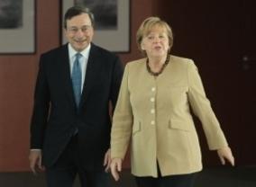 El BCE está con Merkel: quiere un 'supercomisario' de Presupuestos