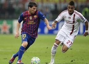 'Champions': Milan-Barça, partidazo en la cumbre futbolera con los azulgrana como favoritos