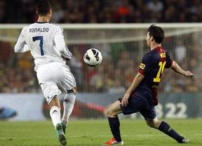 Un Ronaldo y un Messi a tope nos regalan el primer clásico del año, que se centra sólo en el fútbol