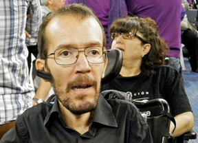 Echenique dejará Bruselas para intentar ser el presidente de Aragón con Podemos