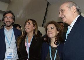 Soraya Sáenz de Santamaría asegura que el Gobierno trabajará por el