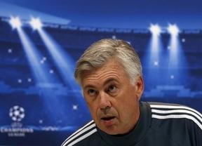 Ancelotti no está obsesionado con el Atlético sino con
