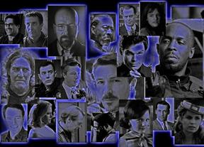 Los rostros más habituales de la edad de oro de la televisión
