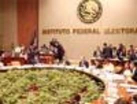 El IFE espera destruir las boletas hasta el 2007