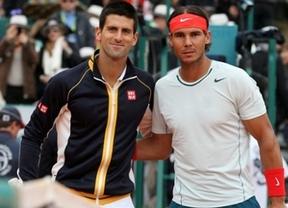La lista ATP, como la vida, sigue igual: manda Djokovic, que sigue primero con Nadal segundo