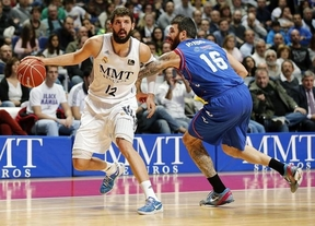 Suspenso de Estudiantes ante un Real Madrid intratable y con Mirotic de profesor (72-57)