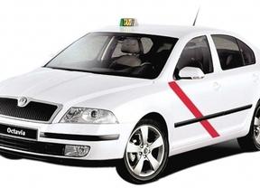 Los taxis de Madrid podrán llevar publicidad exterior
