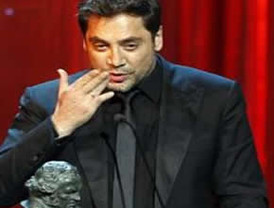 Bardem, Premio Goya 2011 por su interpretación en Biutiful