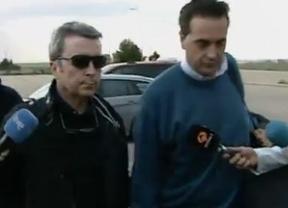 Ortega Cano ingresa en prisión para cumplir sus dos años y medio de condena por el atropello mortal de 2011