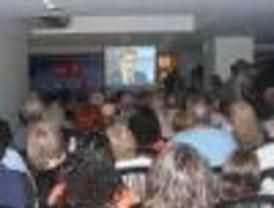 El debate Zapatero-Rajoy se vivió con pasión en Buenos Aires