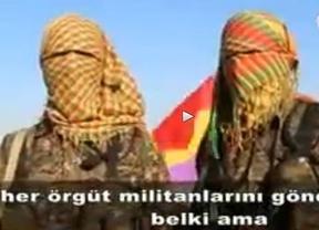 Historia 'quijotesca': dos españoles se graban antes de viajar a Siria para luchar contra Estado Islámico
