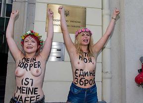 Femen: otras protestas que dieron que hablar