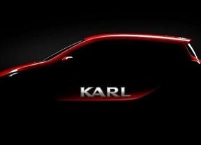 Opel presenta el Karl, su nuevo modelo de coche pequeño