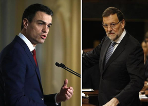 Rajoy sube el tono contra Sánchez en el debate parlamentario: 'Usted no va a llegar al Gobierno de España'