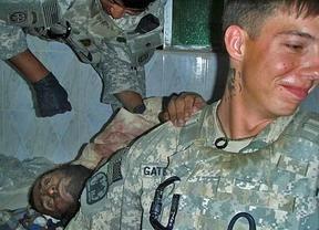 El ejército de EEUU sabe cómo posar con afganos muertos