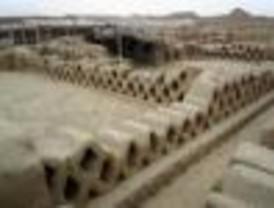 Ciudadela Arqueológica de Chan Chan en riesgo de conservación