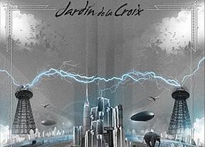 El math-rock español de Jardín de la Croix vuelve con su tercer disco gratis online