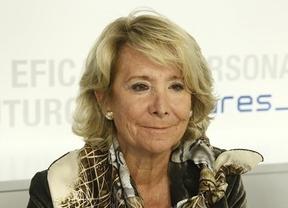 Un ex diputado catalán del PP intenta implicar a Aguirre en las tarjetas black