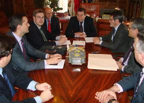Globalcaja firma un crédito para el Ayuntamiento de Talavera de un millón de euros