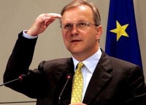 La semana se inicia con otro examen a España: el del comisario europeo Oli Rehn