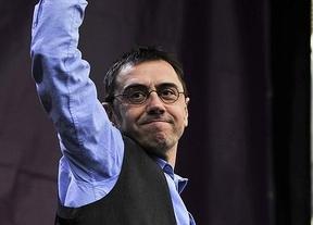 Monedero arropará este sábado a José García como líder de Podemos Castilla-La Mancha