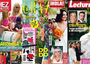 El posible embarazo de Carlota Casiraghi, las sospechas de la hermana de Mario Biondo, en  las revistas del corazón