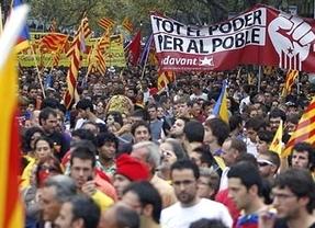 La Diputación de Barcelona aprueba una moción a favor de la autodeterminación