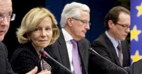 La cumbre anticrisis del miércoles será 'descafeinada': el Ecofin previo se suspende