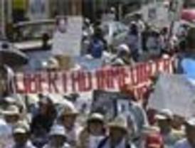 La Asamblea Popular de los Pueblos de Oaxaca y la Secretaría Gobernación continuarán el diálogo el 8 de enero