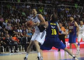 El Madrid se impone en el Palau (72-84) y se queda a una victoria del título