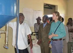 La Infanta Cristina, de misión en Tanzania con la Fundación 'La Caixa'