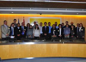 Los alumnos de la EOI participaron en unas jornadas sobre Energías Renovables del Ministerio de Industria