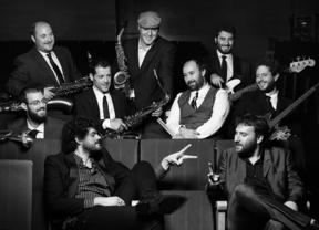 Son de Bilbao y tienen el mejor sonido funky que pueda disfrutarse: son Priscilla Band