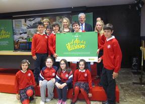 7.591 escolares de Castilla-La Mancha en la campaña del 'Día Europeo de la Ilusión' de la ONCE